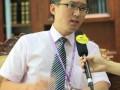 广州建博会专访:客来福衣柜渠道部部长汪胜