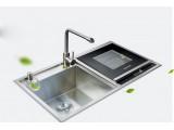 帝沛水槽洗碗机D-SXWJ-2超声波