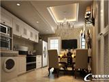 小户型厨房设计做好了,森歌集成灶让你趣味下厨!