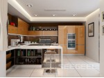 时哥整体厨房装修效果图实景 (8)