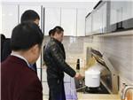 """""""年终巨献""""2017力巨人超级油烟机年终招商会——展厅参观"""