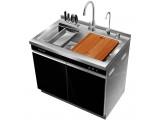配套荣事达品冠厨房集成水槽W80 一体机 小厨宝净水器套装