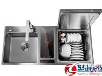 """""""方太Q6水槽洗碗机""""让你从此不再怕洗碗"""