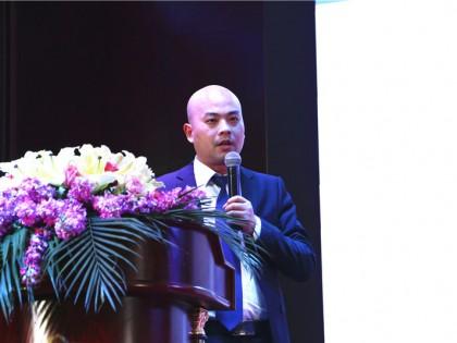 板川分公司事业部总经理朱敏先生