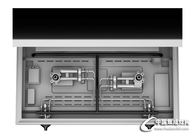 北斗星集成灶A6系列产品图