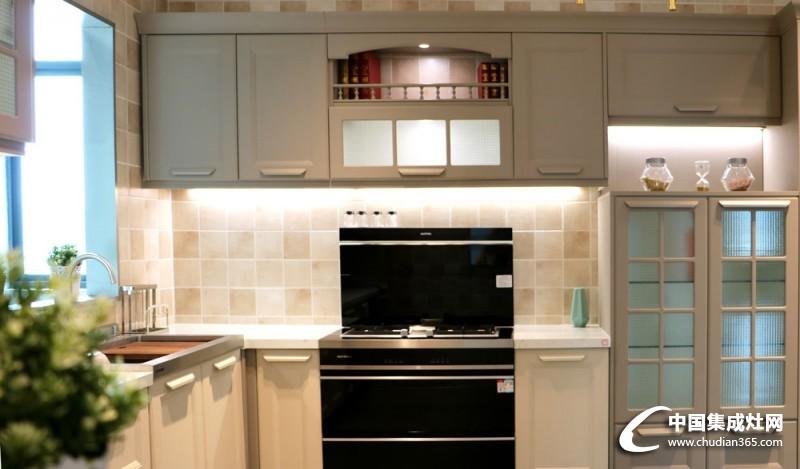 奥田整体厨房最新产品效果图