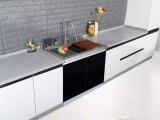 完美解决终端客户,柏信V2—A—900款集成水槽上市