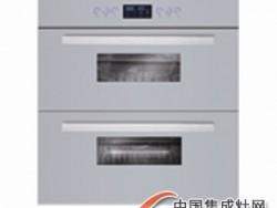 浙派消毒柜ZTD100L-W05超白