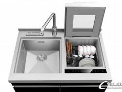 厨壹堂水槽洗碗机