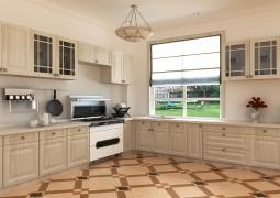 德西曼集成灶厨房装修整体效果图赏析