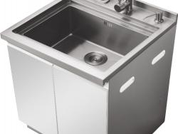 锤科集成水槽JJS-C600DP01
