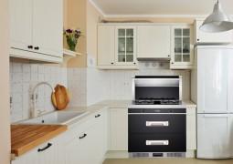 欧诺尼集成灶厨房整体装修效果图