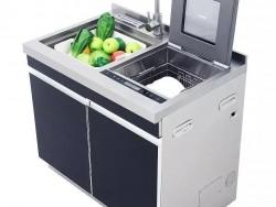 金帝水槽洗碗机