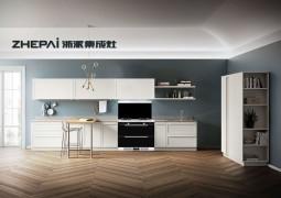浙派集成灶2018整体厨房装修效果图