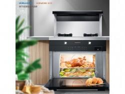 金帝集成灶V900ZK蒸烤机