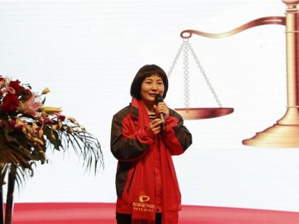 售后部部长张丹丹