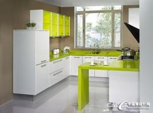 佳居乐橱柜i-Kitchen系列产品效果图赏析