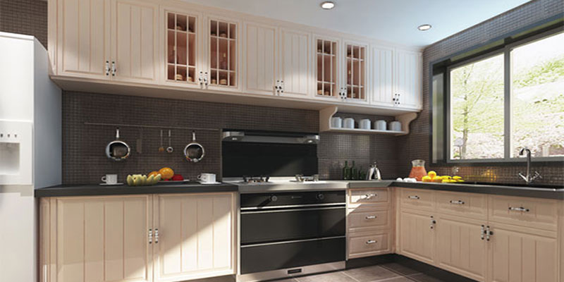 普森厨房电器装修图,烹饪不再是苦差