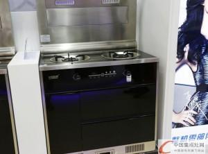蓝炬星集成灶第20届上海厨卫展新品赏析