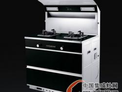 美盼MPJ-C320BC集成环保灶(钢化玻璃台面)