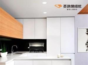 圣鸽集成灶小厨房装修效果图,即刻开启美好生活