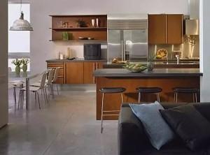 浙派集成灶整体厨房装修效果图,你知道有多牛?