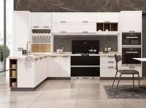 美大集成灶开放式厨房装修图,究竟靠不靠谱?
