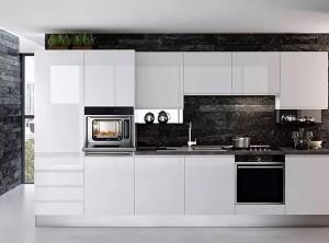浙派集成灶现代风厨房装修图,你需要一个新厨房