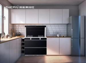 浙派集成灶装修想要的厨房模样,新款集成灶图片