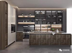 优格5款橱柜效果图,你的理想厨房就在这里