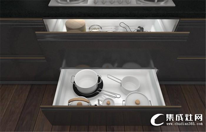 司米造型烤漆,成就刚刚好的37°2橱柜