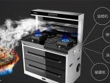 独门吸油烟秘诀+6大安全保护,金利集成灶解锁烹饪新技能
