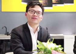 北京展:雅士林集成灶总经理杨光采访视频