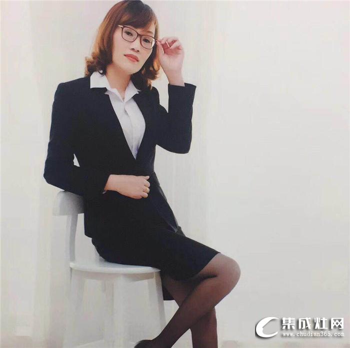 厨壹堂经销商丁秀红:永不退后的铿锵玫瑰!