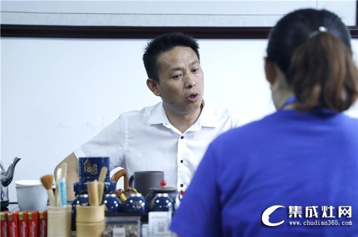 访柏信总经理张智:正视经销商对企业的意义,以诚信赢天下