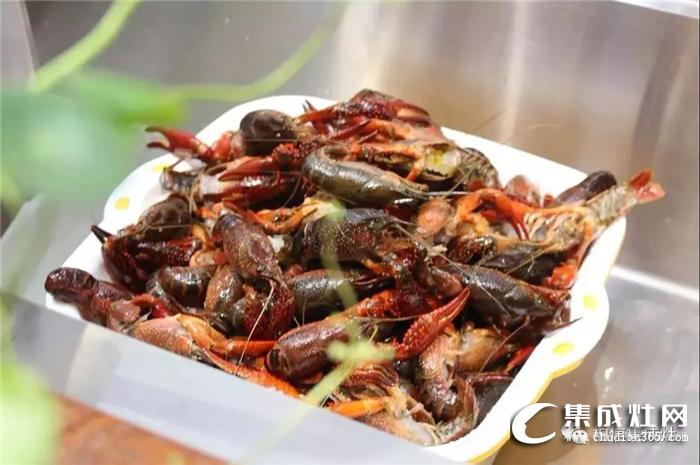 分分钟搞定10斤小龙虾!使用柏信集成蒸箱 制作小龙虾超简单哦!