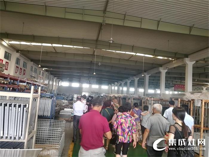 潮邦集成灶工厂购东阳站圆满成功!这是消费者给予的信任和支持