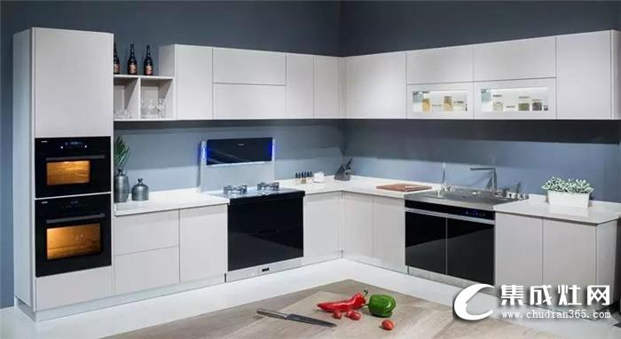 开放式厨房也能做到无油烟污染?当然是靠力巨人集成灶啦!