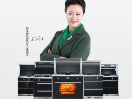 集成灶行业十大品牌苏米厨集成灶七月份招商会再下十城