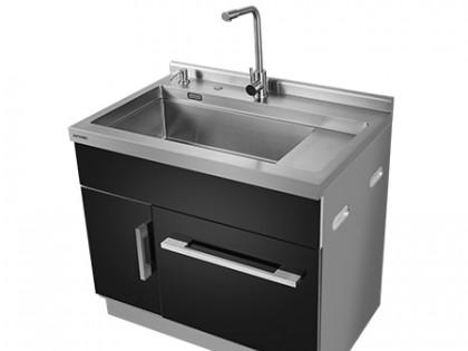 奥田集成水槽洗碗机Q