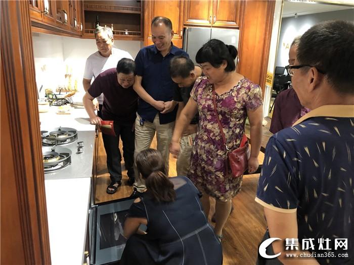 雅士林集成灶总部厂购会义乌站,让当地消费者享受更健康智能的厨房生活