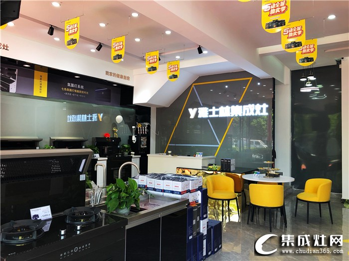 雅士林集成灶安徽蚌埠专卖店