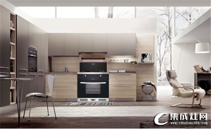 尼泰集成灶牢记使命,打造健康绿色的厨房环境