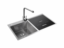 百大水槽洗碗机BD-S06