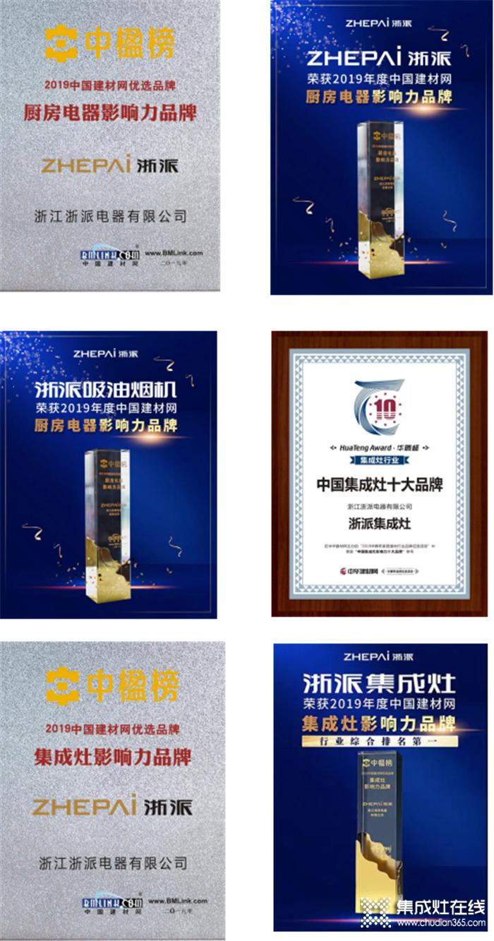 浙派代言人沙溢喜获优秀导演奖,正如浙派品牌的气质!