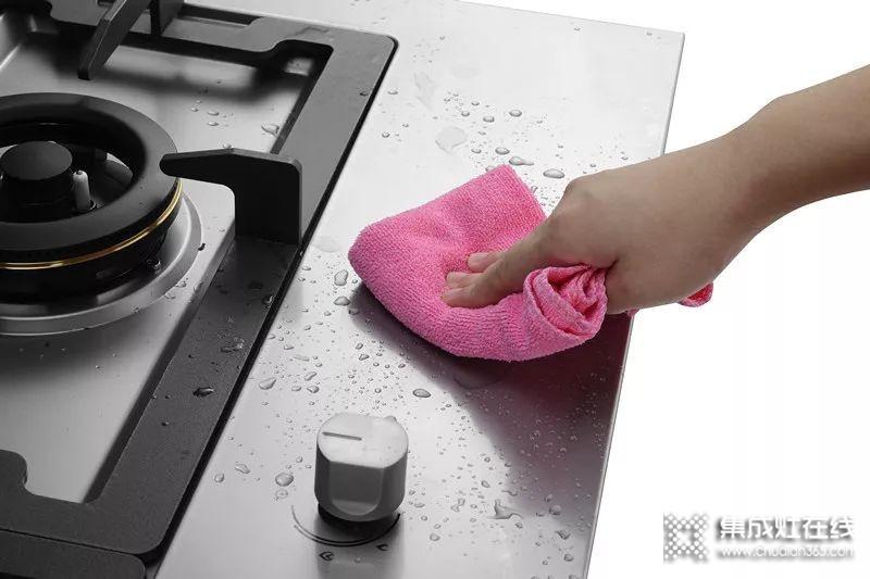 集成灶清洁保养技巧