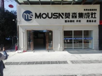 莫森集成灶湖北恩施专卖店