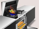 金帝集成灶帮你打造干净无烟的开放式厨房! (1352播放)