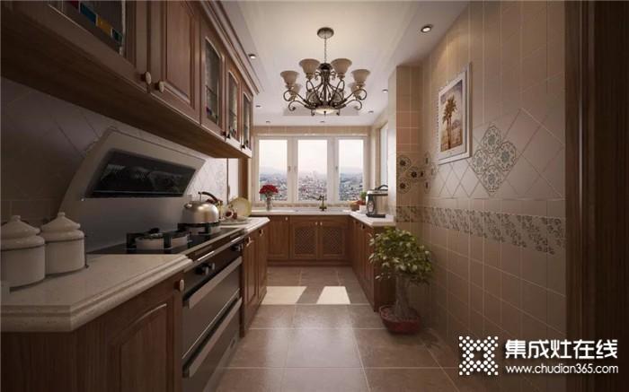 你想要的厨房装修设计,法瑞集成灶都可以满足!