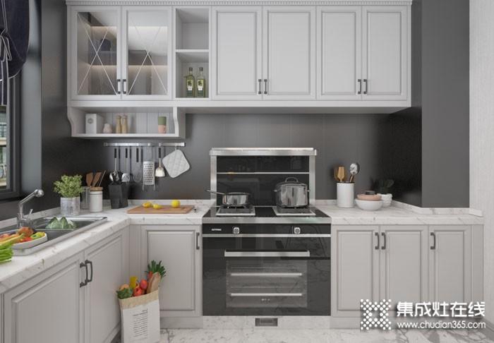 奥田整体厨房2020最新效果图赏析(一)